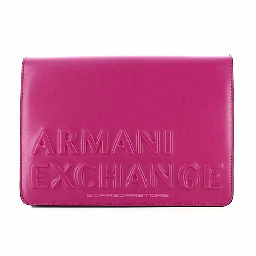Armani Exchange Borsa donna cross body bag 942577 9A067 Fuxia
