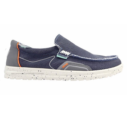 Hey Dude Scarpe Uomo Sneakers Mikka Hawk Blue Horizon