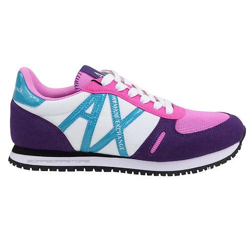 Armani Exchange Scarpe Donna Sneakers XDX031 XCC62 A500 Multicolor