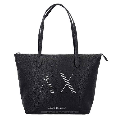 Borsa shopping Armani Exchange Donna 942593 cc284 00020 bag nero