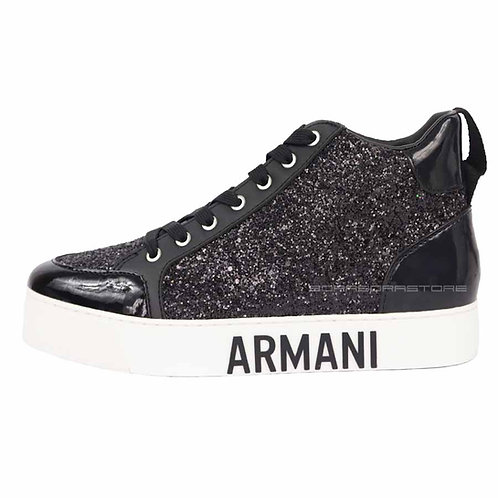 Armani Exchange Scarpe donna nero mod. XDZ002