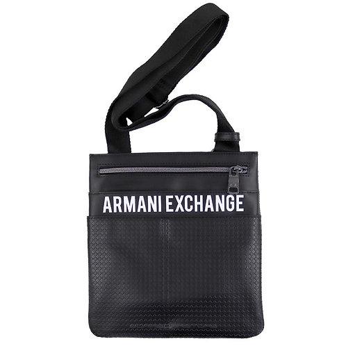 Armani Exchange Tracolla uomo mod. 952282 0A833 nero