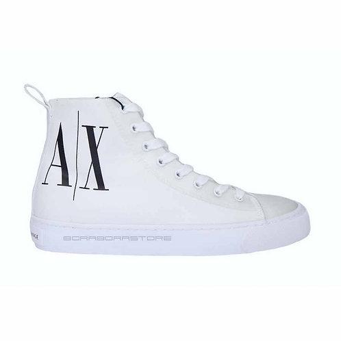Scarpe donna Armani Exchange sneakers XDZ012 XV309 00152 Bianco