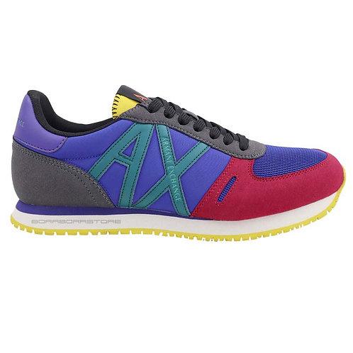 Armani Exchange Scarpe uomo sneakers XUX017 XCC068 A500