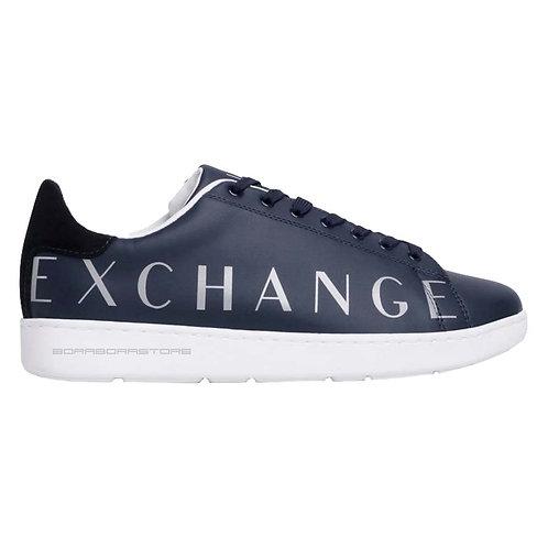 Armani Exchange Scarpe uomo sneakers XUX084 XCC65 Blu