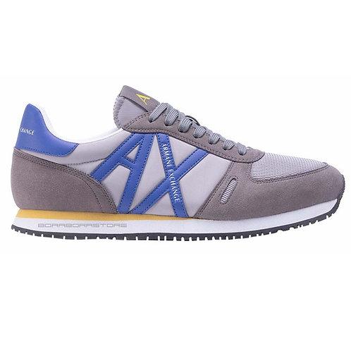 Armani Exchange Scarpe uomo sneakers XUX017 Xcc68 k497 Grigio