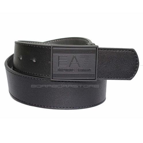 Emporio Armani EA7  Cintura Uomo Reversibile 245376 Nero