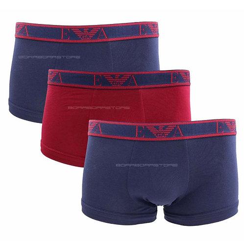 3 pack Emporio Armani Boxer uomo 111357 0a715 70535