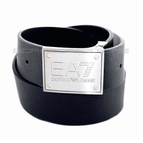 Cintura Uomo Emporio Armani EA7 mod. 245524 Nero