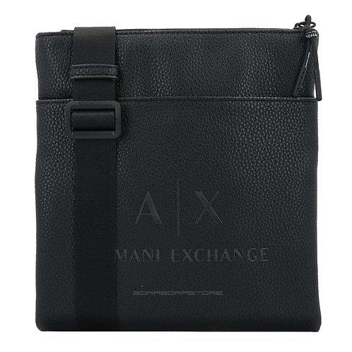 Tracolla uomo Armani Exchange mod. 952068 cc352 nero