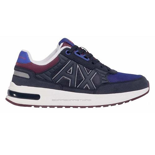 Armani Exchange Scarpe uomo Sneakers XUX052 XV205 R580 Navy