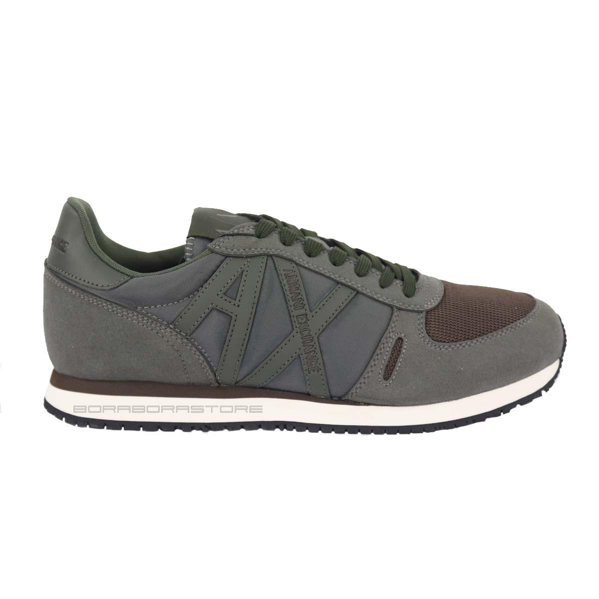 Armani Exchange Scarpe uomo scarpe da ginnastica mod. XUX017