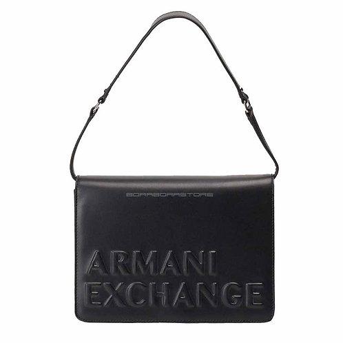 Armani Exchange Borsa donna cross body bag 942577 9A067 nero
