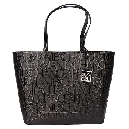 Borsa Shopping Donna Armani Exchange 942650 CC794 Bag Nero