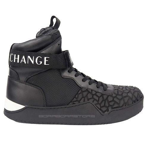 Armani Exchange Scarpe uomo sneakers mod. XUZ004 nero