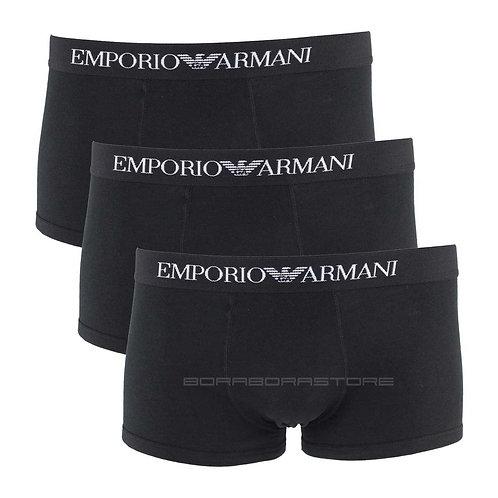 Boxer uomo 3 pack Emporio Armani mod.111610 nero