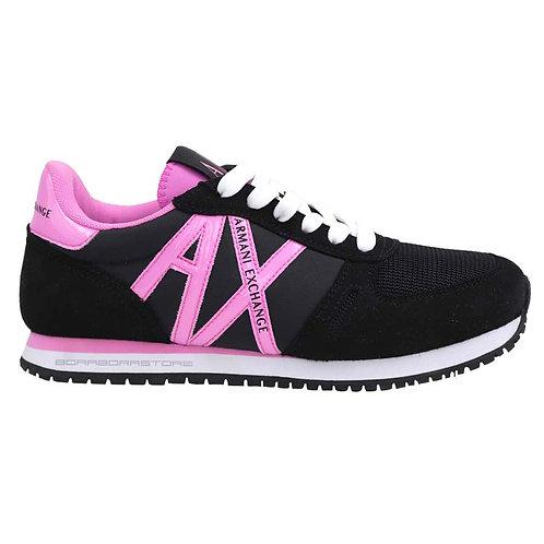 Armani Exchange Scarpe Donna Sneakers XDX031 XCC62 M496 Nero