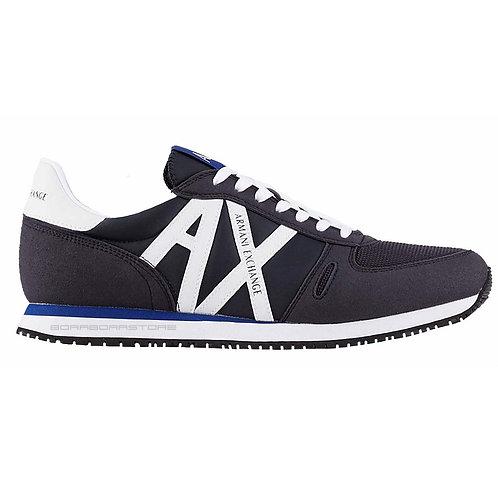 Armani Exchange Scarpe uomo sneakers XUX017 XV028 Blu