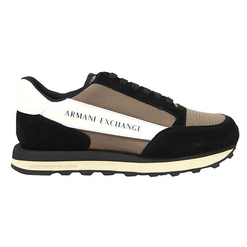 Armani Exchange Scarpe uomo sneakers XUX083 Xv263 k629