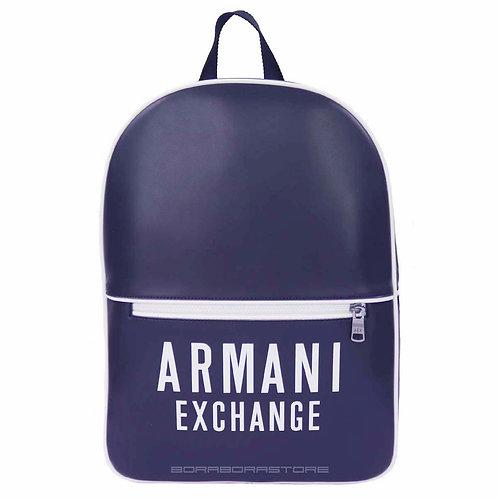 Zaino Uomo Armani Exchange 952231 0p296 Blu