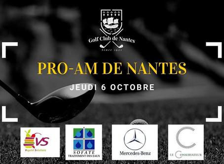 Pro am de Nantes - Jeudi 6 octobre