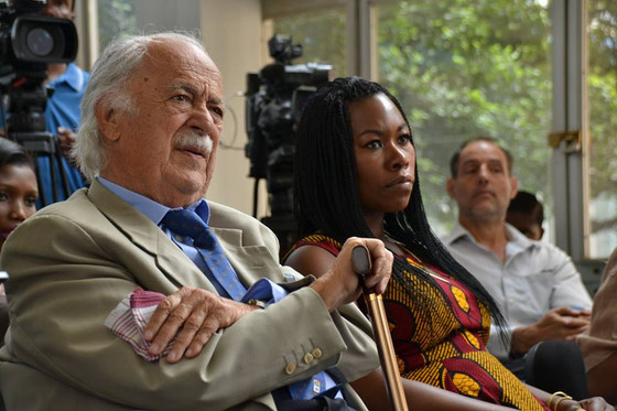 A tribute to George Bizos