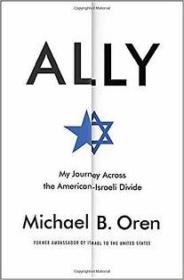 Ally My Journey Across the American Israeli Divide