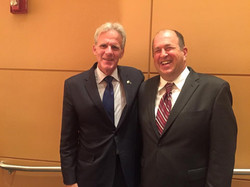With Ambassador Michael Oren