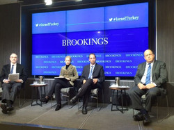 Panel Discussion at Brookings Institue