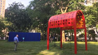 Madison Square Park - Prismatic Park