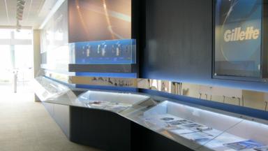 Gillette - History Exhibit