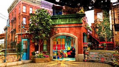 PBS - Sesame Street Studio