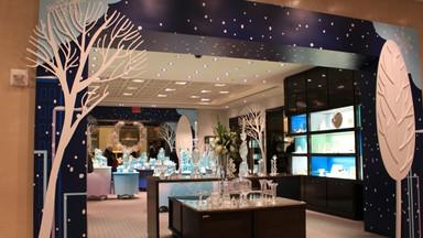 Tiffany & Co. - Retail Displays
