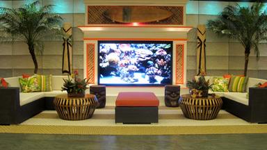 Viacom - Spring Break Lobby