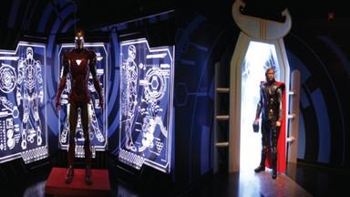Madame Tussauds - The Avengers Exhibit