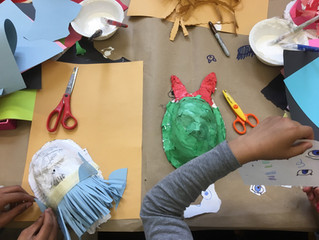 6th Grade Greek Mythology Masks