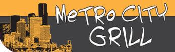 Metro City Grill Logo