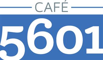 Cafe 5601 Logo
