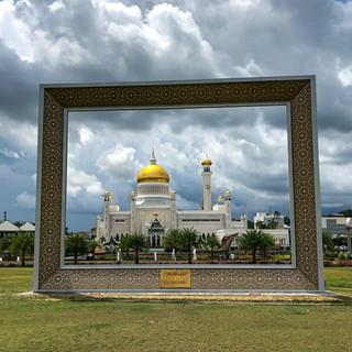 Frame Brunei