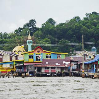 Kampong Ayer House