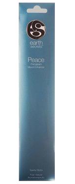 Earth Secrets Incense 'Peace' Frangipani - 20 Sticks