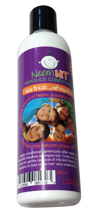 Neempetics Neem Nit Conditioner - 250ml