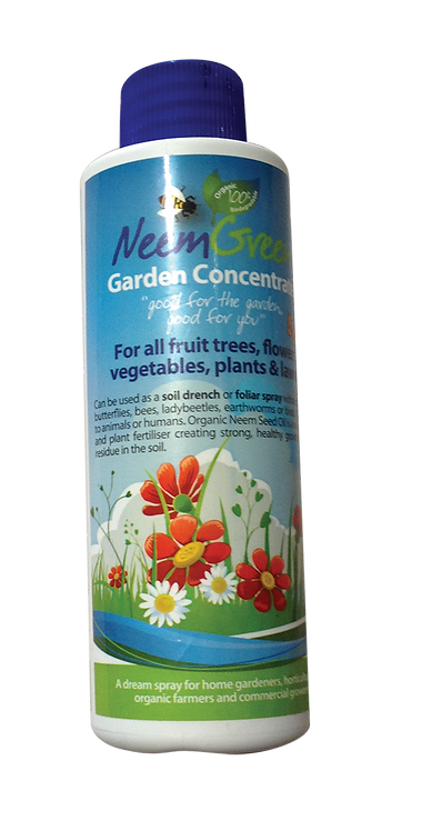 Naturapetics Neem Green Garden Concentrate - 250ml