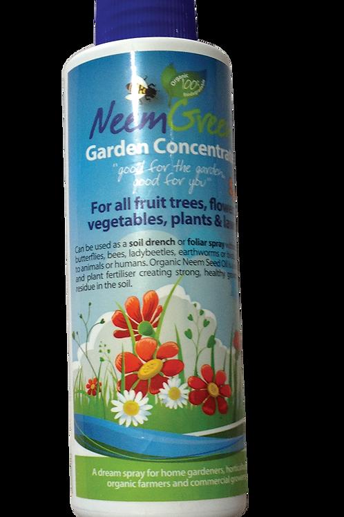 Naturapetics Neem Green Garden Concentrate - 250ml