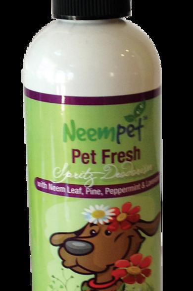 Naturapetics Neempet Pet Fresh Spray - 250ml