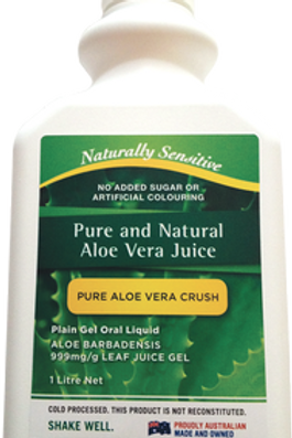 Aloe Vera Crush Australian