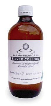 99.9% Colloidal Silver Electromagentically Produced