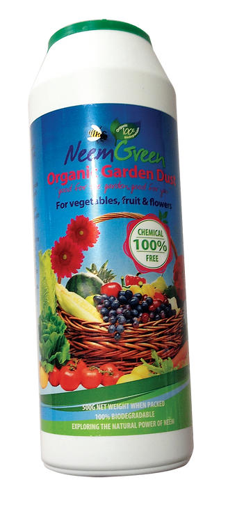 Naturapetics Neem Green Garden Dust - 500gm