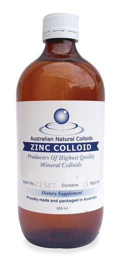 AKWA Zinc Colloid