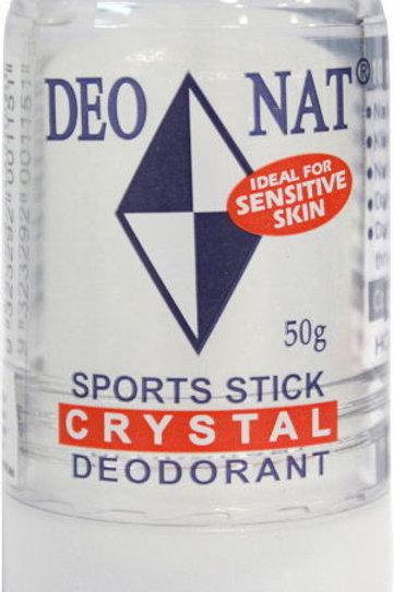 Deonat Crystal Deodorant Travel Size